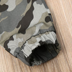 Toddler/Girls 2 Piece Camo Outfit