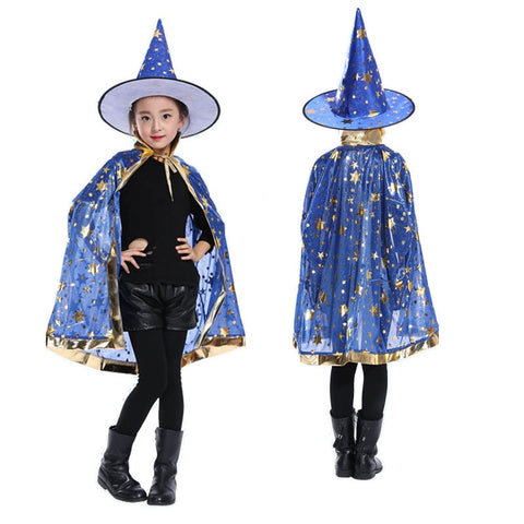 Witch/Wizard Costumes for kids