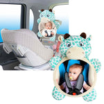 Baby Car Safety Seat Rear Facing Mirrors