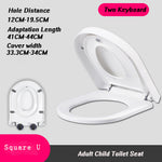 Universal Toilet Seat for Child Potty Training