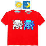 Glow In The Dark Assorted T-Shirts for Kids