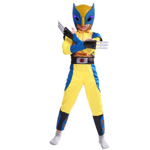 Wolverine X-Men Costume