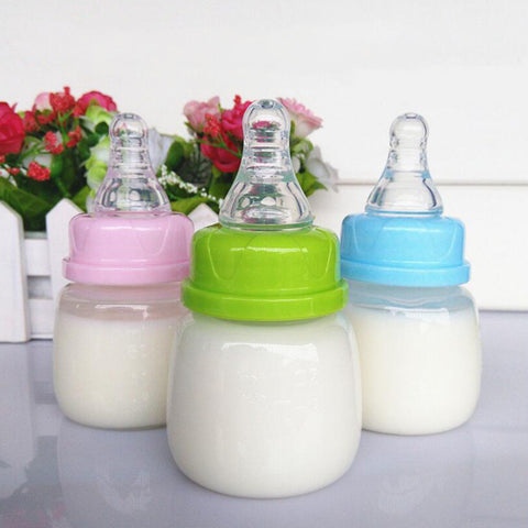 60 ML Infant Feeding Bottles