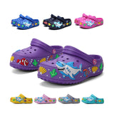 Toddler/ Boy and Girl Shark Beach Sandals