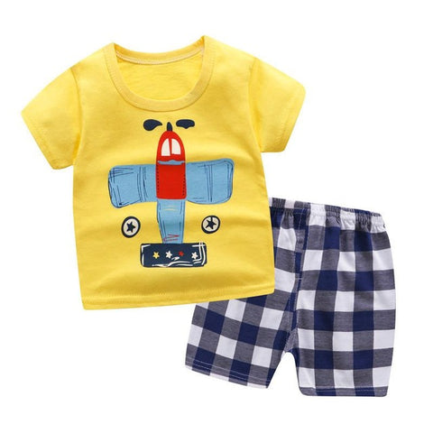 Baby Boy and Girl Toddler Playsuits