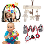 Soft Infant Crib Bed Stroller Toys