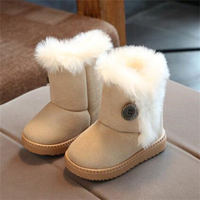Toddler/Girls Non Slip Martin Boots