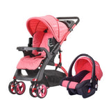 2 in 1 Portable Travel Baby Carriage