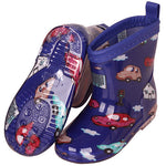 Boy and Girl Rubber Rain Boots