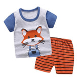 Children Baby Boy and Girl Clothes Set