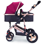 3 In 1 with Car Seat Travel System