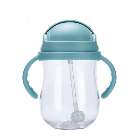 360 Baby/Toddler Sippy Cup with Silicone Straw