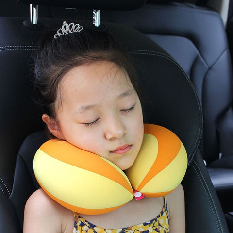 Unisex Toddler/Kids Travel Neck Pillow