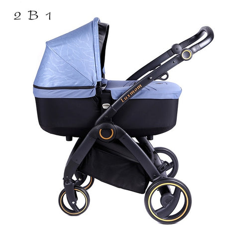 Luxmom 2-in-1 3-in-1 Baby Travel System