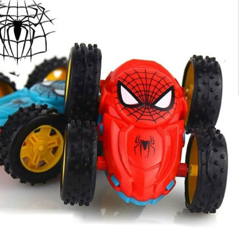 Spiderman Inertial Double Dumpers