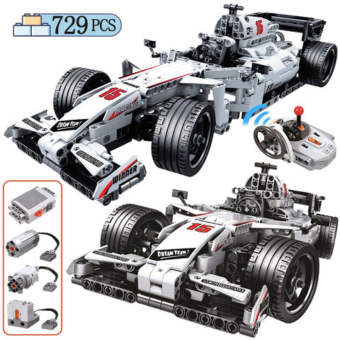 Remote Control Technic Racing RC Car