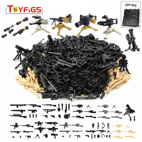 Military Series Building Block Brick Toys