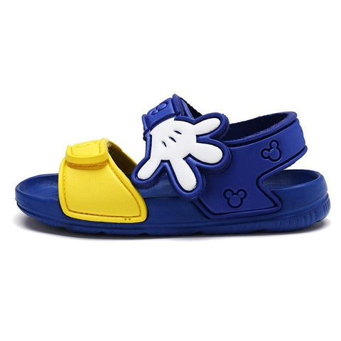 Toddler Boy and Girl Cartoon Sandals