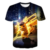 Assorted Pikachu T-Shirts for Toddler/Kids