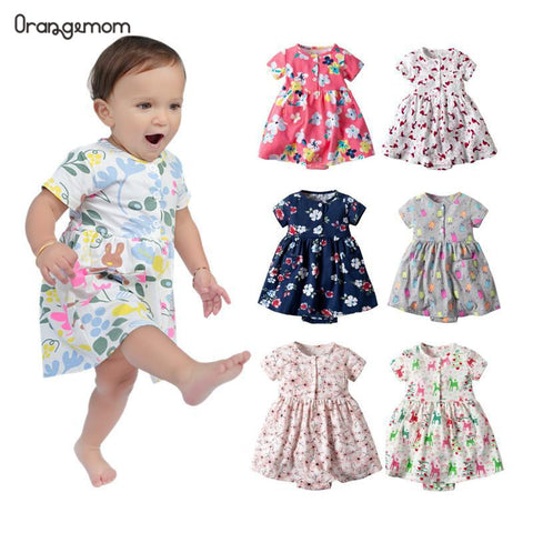 Assorted Dresses for Toddlers