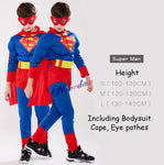 Superhero Costumes For Boys and Girls