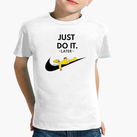 Nike Funny T-Shirt for Kids