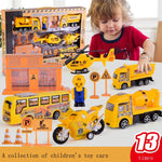 Children's Toy Car Collection