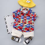 Baby/Toddler Boys Shirt and Short Set