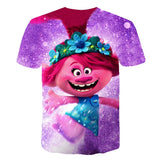 Trolls Assorted T-Shirts for Boys or Girls