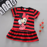 Minnie Summer Dress for Toddlers/Girls