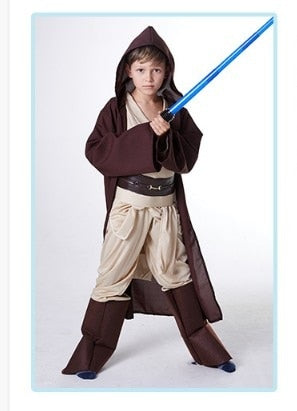 Star Wars Deluxe Jedi Warrior Costume