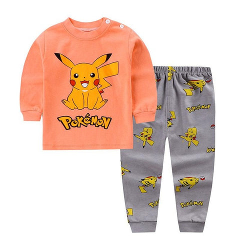 Baby Boy and Girl Pajama Sets