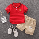 Baby/Toddler Boys Assorted Shirt and Short Sets