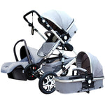 3 In 1  Stroller With Car Seat