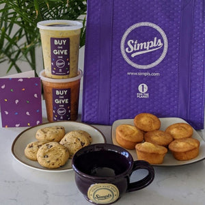 2 QT Gift Package with Hand-Crafted Soup Mug