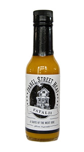 Fatalii Hot Sauce - Isabel Street Heat