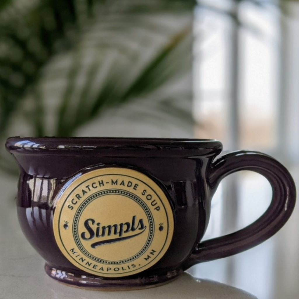 Simpls Hand-Crafted Soup Mug