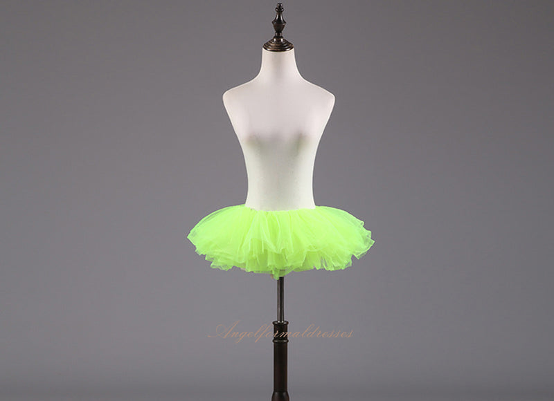White Vintage Dress Petticoats Mini Skirt Lolita Petticoat Tulle short skirt women petticoat