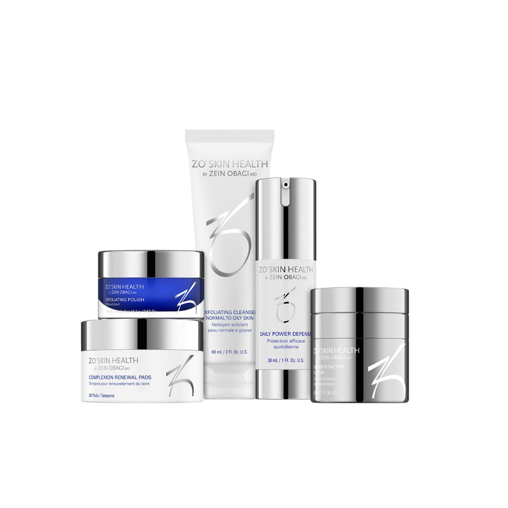 ZO Skin Health - Anti-Aging Program - 5 producten