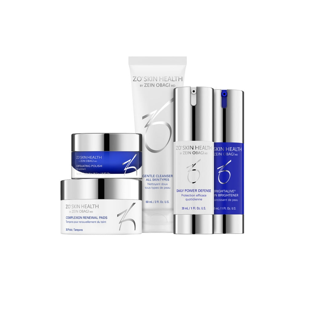 ZO Skin Health - Skin Brightening Program - 5 producten