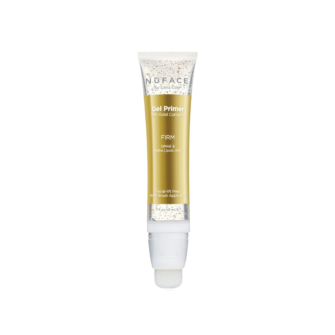 NuFACE - Gel Primer 24K Gold Complex Firm - 59ml