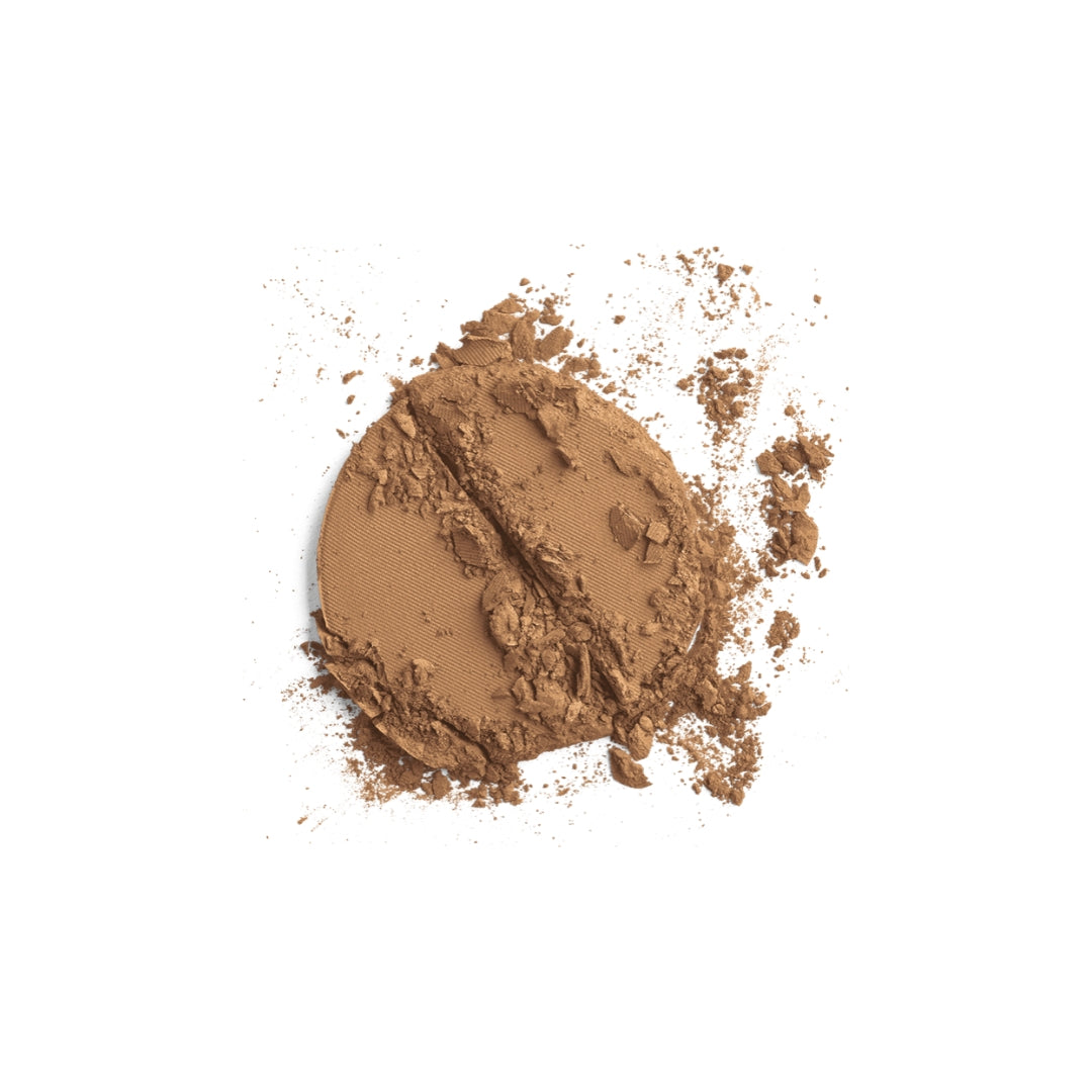 Colorescience - Natural Finish Pressed Foundation SPF20 Tan Golden