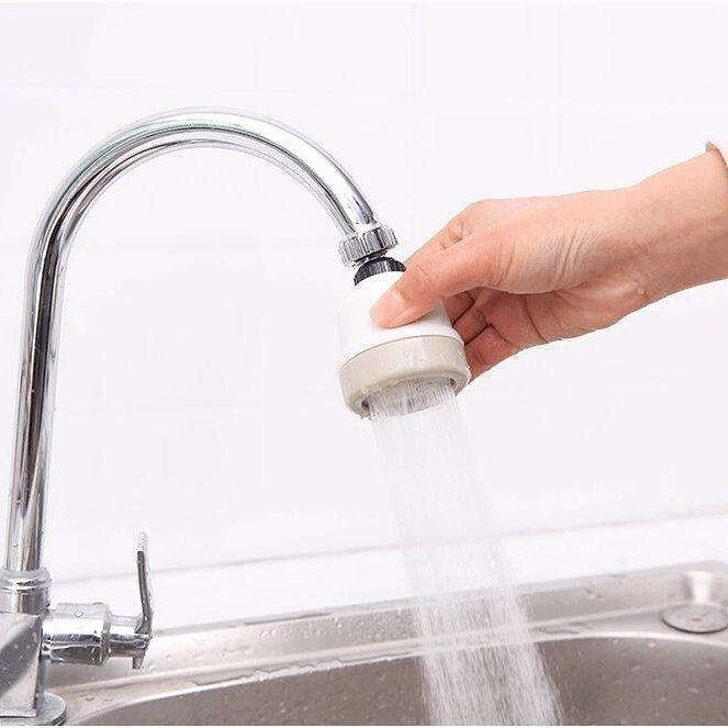 360 Degree Sink Aerator Head - GeniuslyStore