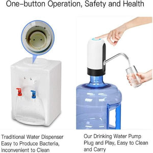 Automatic Water Dispenser - Geniusly PH