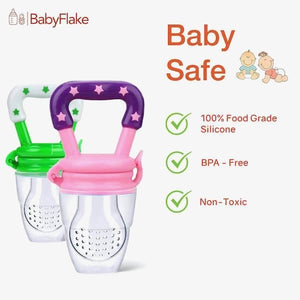 BabyFlake Food Pacifier - Geniusly PH