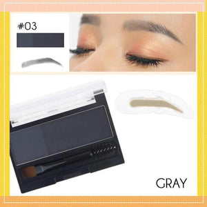 BrowStamp™ Eyebrow Stamp - Geniusly PH