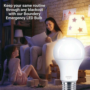 eBulb Emergency Light Bulb - Geniusly PH