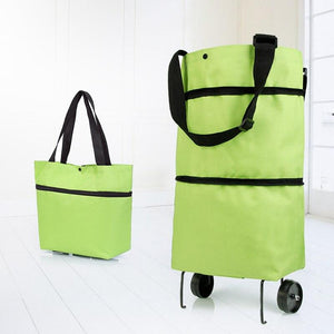 Foldable Eco-Friendly Shopping Bag - Geniusly PH