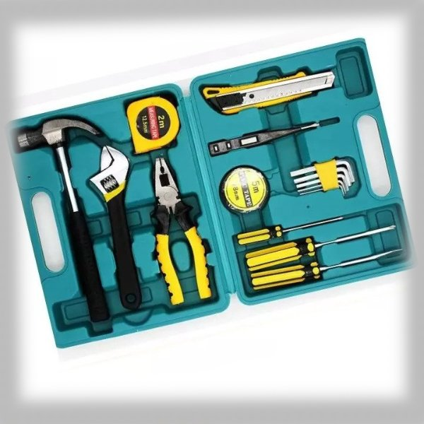 Manual Hardware Tool Set - Geniusly PH
