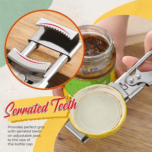 MasterOpener™ Adjustable Jar & Bottle Opener - Geniusly PH